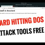Most Powerful Dos Attack Tools free download