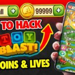 Toy Blast Hack – How to Hack Toy Blast Free Coins Lives ✅