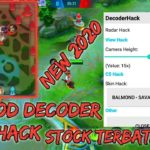 APK MOD DECODER HACK MOBILE LEGENDS 2020