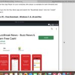 BuzzBreak News App for PC – Windows and Mac – Free Download