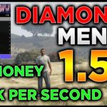 GTA 5 Online Hack – Mod Menu 1.50 🔥 Unlimited Money Full
