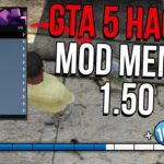GTA 5 Online New Hack Mod Menu 1.50 🔥 UNLIMITED Money FULL