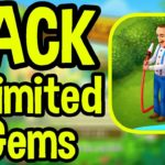 Gardenscapes Hack – How to Cheat Unlimited Gems AndroidiOS APK