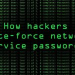 How Hackers Brute-Force Passwords for Network Services