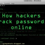 How Hackers Perform Online Password Cracking with Dictionary