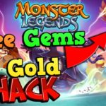 Monster Legends Hack 2020 ✅ Free Gems and Gold Cheat 👈