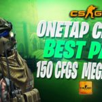 ONETAP CRACK BEST 150 CFGS PACK FREE