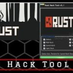 RUST HACK TOOL • RADAR ESP AIM WALLHACK SPEEDHACK