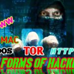 Hackers full forms IP, TCP, HTTP, DDOS, MAC, SS7Hacking