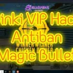 Sinki VIP Hack Brutal Magic Bullet PUBG Mobile 0.16.5 Gameloop