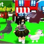 Testing HACK To GET LEGENDARY Pets🦉🦄 In Adopt Me ( It