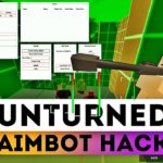 ⊕ Unturned Hacks 2020 Aimbot, Visuals, Player, Weapon Free