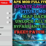 APK MOD MAP HACK UNLOCK ALL SKIN MOBILE LEGENDS PATCH ATLAS