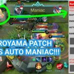 CARA DOWNLOAD KUROYAMA MOBILE LEGENDS MOD PATCH ATLAS TERBARU