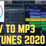 Convert Wav to Mp3 iTunes 2020 Mac OS Tutorial