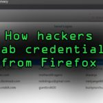 How Hackers Can Steal Credentials Stored in Browsers Using a USB