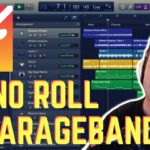 How To Get Piano Roll on GarageBand Mac OSx Tutorial