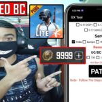 How To Get Unlimited BC in PUBG Mobile Lite With GX Tool 0.16.0