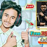 How to Get DJ Alok Character in Free Fire Without Paytm Trick