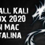 How to Install New Kali Linux in macOS