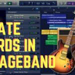 How to Make a Chord Progression on GarageBand MAC OSx Tutorial