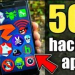 How to download hacking tools for android mobile application for