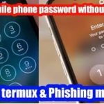 How to hack android phone password tamil termux phishing