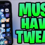 MUST HAVE iOS 12-13.3 Jailbreak Tweak For Unc0verCheckra1n