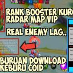 NEW APK MOD RANK BOOSTER KUROYAMA + RADAR MAP VIP REAL