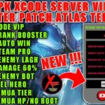 NEW APK MOD XCODE VIP RANK BOOSTER AUTO WIN PATCH ATLAS 1.4.60