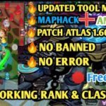 NEW MAP HACK+ANTI BANNED UPDATED TOOL MOD APK VIP 2020 PATCH