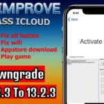 New Improve iPhone iCloud Activation Unlock Full ID Access