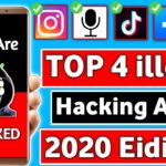 TOP 4 HACKING APPS 2020 EDITION HACK ANY PHONE TIKTOK FB