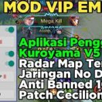 UPDATE APK VIP EMPIRE RADAR MAP TERBARU MOBILE LEGENDS 2020