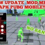 UPDATE CHEAT PUBG Mobile Mod Menu NEW APK ByPass Hack Tool