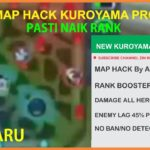 CHEAT MAP HACK KUROYAMA AG PRO UPDATE TERBARU – MOBILE LEGENDS