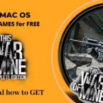 "GET FOR FREE 1 GAME ""This War of Mine"" FOR MAC OS"