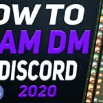 HOW TO SPAM DMs ON DISCORD Discord Spammer Tool 2020