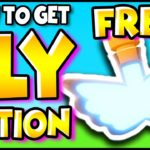 How To Get a FREE FLY POTION in Adopt Me Roblox WITHOUT Robux