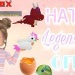 ♡ How To HATCH a LEGENDARY PET From Cracked Egg♡ ⭒ IT