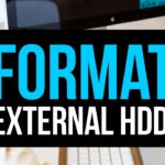 How to Format External Hard Drive on Mac in 2020 MacBook,
