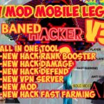 NEW MOD TOOL V3 HACK MOBILE LEGEND ALL IN ONE ENEMY LAG
