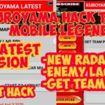 NEW TOOL KUROYAMA PATCH ATLAS HACK MOBILE LEGEND ENEMY LAG