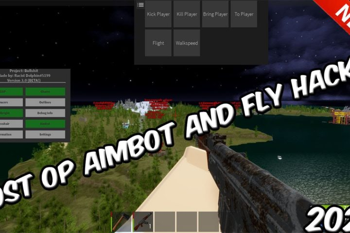 Fly Hack For Roblox New Roblox Lost Hack Free Aimbot Esp Fly Bypass