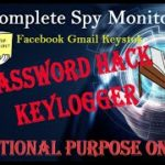 PCLaptop Spy Monitor Password Hack Windows Tool Keylogger