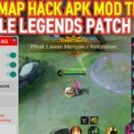 RADAR MAP HACK APK MOD KUROYAMA RANK BOOSTER MOBILE LEGENDS