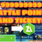 Battle Points And Ticket Tricks