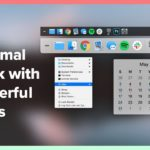 Custom Mac Dock Add Widgets and Tools to Your Toolbar
