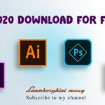 How to download and install Photoshop 2020 and adobe software