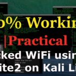 How to hack any WPAWPA2 WiFi network using Kali Linux Wifite